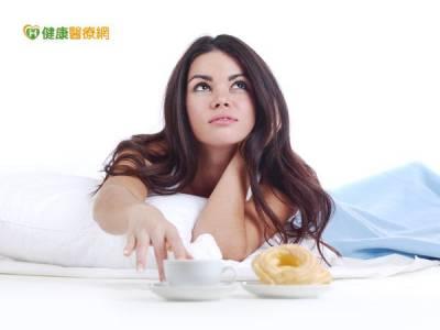 喝咖啡吃甜食 小心罩杯跟著縮水