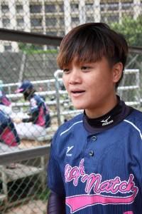 台北御聖High Match女子棒球隊-羅尹莎專訪