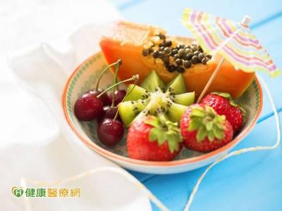 端午太放粽多吃「三高一低」蔬果保腸胃穩血糖