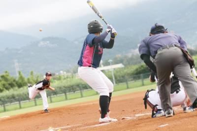 台北御聖High Match女子棒球隊-蔡馨逸專訪