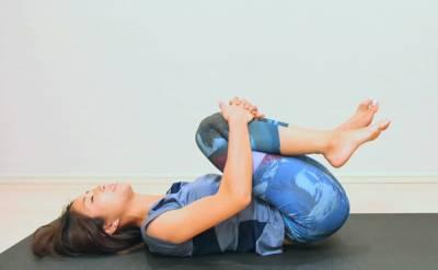 複雜的瘦身運動我不要!一組空中抬腿瘦小腹,讓你有感又簡單