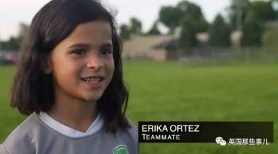 長得太像男孩,這個小女孩被足球賽主辦方禁賽... 而最後,有點酷..