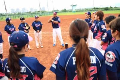 台北御聖High Match女子棒球隊-總教練陳家豐專訪
