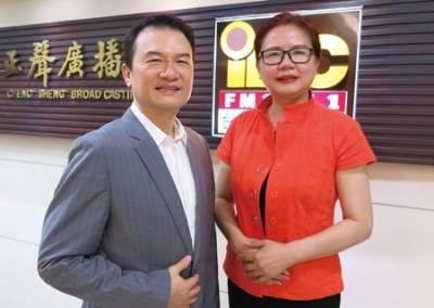 林淑惠邀你一起來發展酵素事業 做善事!