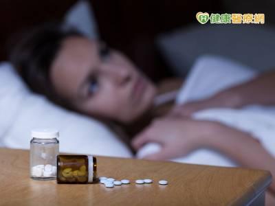安眠藥越吃越多? 恐怕傷肝又上癮!