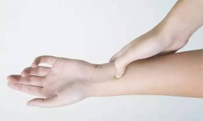 每天花5分鐘按摩手掌,讓你少買很多藥!