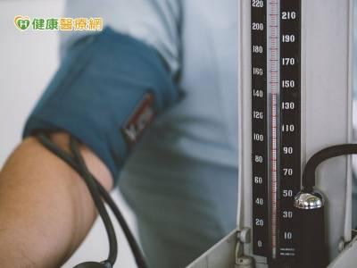 銀髮族血壓失控 小心腎功能變差得洗腎