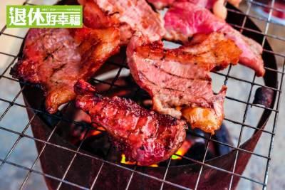 去除燒焦有用嗎?吃燒烤,不會得癌症的5個方法...#肉片厚度也有關聯