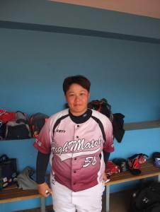 烈日下的首勝,如日中天的安打-台北御聖High Match女子棒球隊全國賽專訪