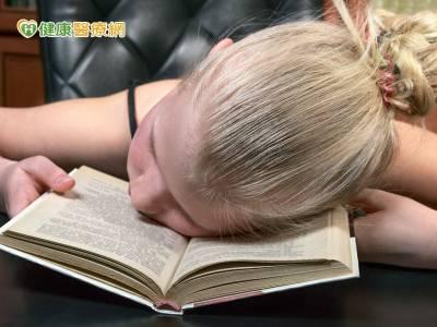 孩子老愛睏 猝睡症恐是病因
