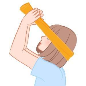 後頸總像多了一塊肉?每天一首歌的時間,伸展出漂亮後頸線!