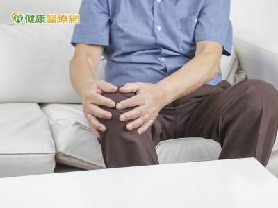 退化性關節炎好痛 手術是最後選擇