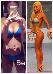 37歲上電視秀比基尼,這個混血辣媽用翹臀和馬甲線來重生!