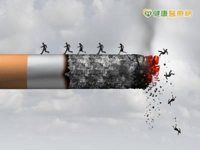 菸價大幅調漲 戒菸門診門庭若市