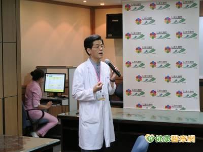 C肝口服新藥納健保 治癒74歲肝硬化患者