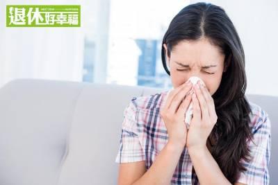 「耳穴貼壓」可以達到治療效果!中醫用5種方法,趕走過敏性鼻炎...