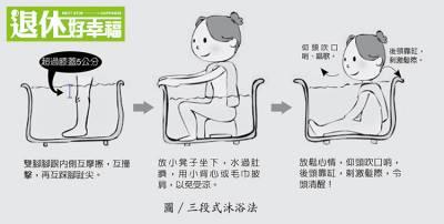 睡前洗一個「10分鐘三段式的清心澡」!國寶級中醫師的5個養生之道...生活過得快樂又健康!