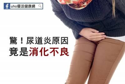 驚!尿道炎原因竟是消化不良引起?!「這幾招」可以預防泌尿道感染...