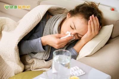 小心! 流感疫情仍處高峰