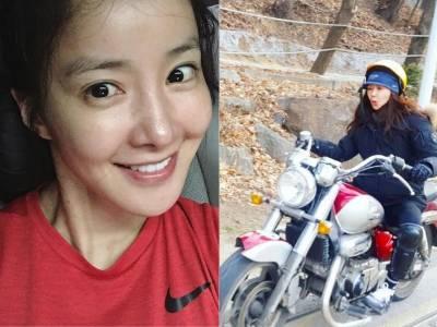 又一個韓星要嫁!李詩英維持身材 懷孕照做這件事