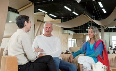 專訪聲音療癒大師安德斯ž霍特:透過音樂展現意識