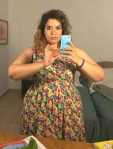 靠着狂吃培根牛排減肥,這個妹子最後減去了超過一百斤....這是什麼操作...