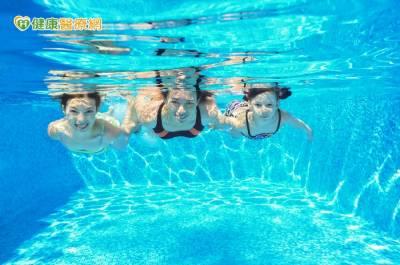 游泳fun暑假 游池水質先查詢