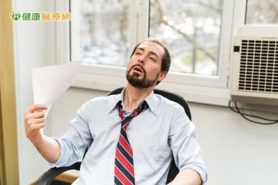 預防高溫熱傷害 三高患者要當心