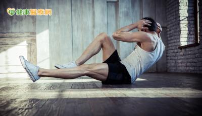 運動別硬撐 小心橫紋肌溶解症
