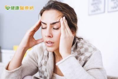 緊縮型頭痛 絡刺治療可改善!
