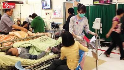 醫療M型化!大醫院塞爆 地區醫院倒了兩百家