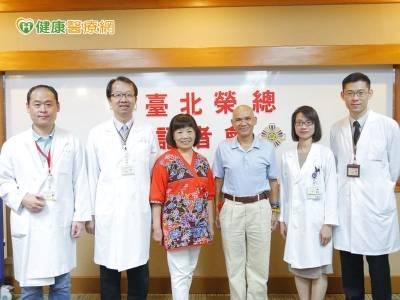 顱底長腫瘤 老翁視力掉到0.2