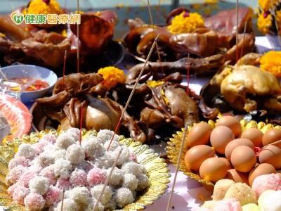 中元普渡三牲五果 飲食禁忌有哪些?