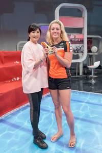 台灣真的很友善!荷蘭水球隊和游泳隊聊台灣,他們都愛「這一味」