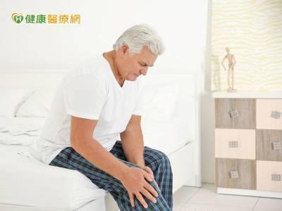 退化性膝關節炎好痛 中醫從3面項切入