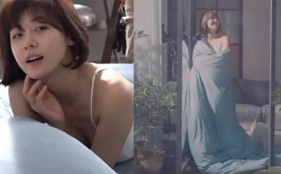 39歲看起來像20歲!河智苑新廣告躺床「好身材」藏不住...靠「這幾招」練出來的