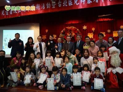 兒癌權威梁德城 引領台灣兒童白血病治療