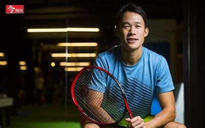28歲世大運網球冠軍莊吉生 「為了台灣」再拚東京奧運!