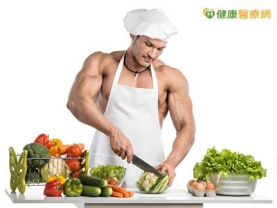 五色蔬果一把抓 吃出健康彩色人生