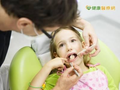 兒童蛀牙率高達79% 免費塗氟防齲齒