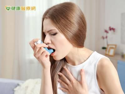 遇上冷空氣 小心引起氣喘症狀
