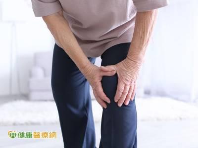 退化性關節炎上身 高頻熱凝療法可減痛