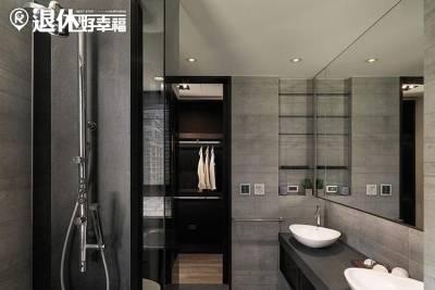 馬桶前方要預留60公分以上!3點,越洗越舒服的衛浴設計這樣規劃...