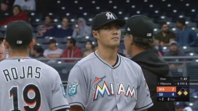 MLB/陳偉殷投生涯最短1.2局退場 掉4分吞敗
