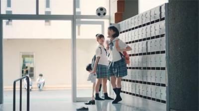 什麼都能踢!腳藝精湛日本美少女紅到拍廣告