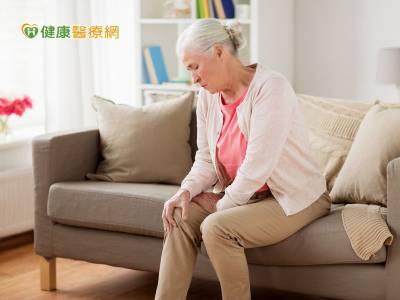膝蓋常痠痛 恐因貝克氏囊腫惹禍