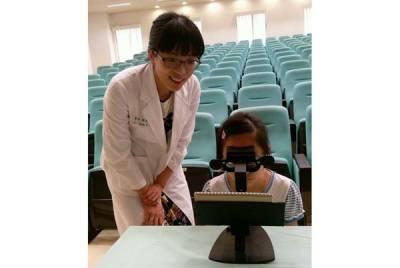 弱視治療出現停滯期 雙眼協調訓練成救星
