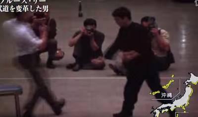 「李小龍」1967年武鬥大會影片曝光!出拳如風對手瞬間被打趴...