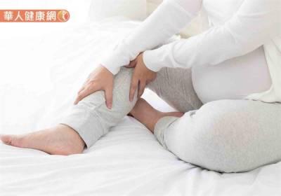 孕媽咪頻抽筋好難受?女中醫推黑豆甘草蜂蜜粥+這幾招KO