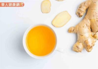 頻脹氣 放屁?4種人容易一肚子氣,自製加味薄荷茶 薑茶改善